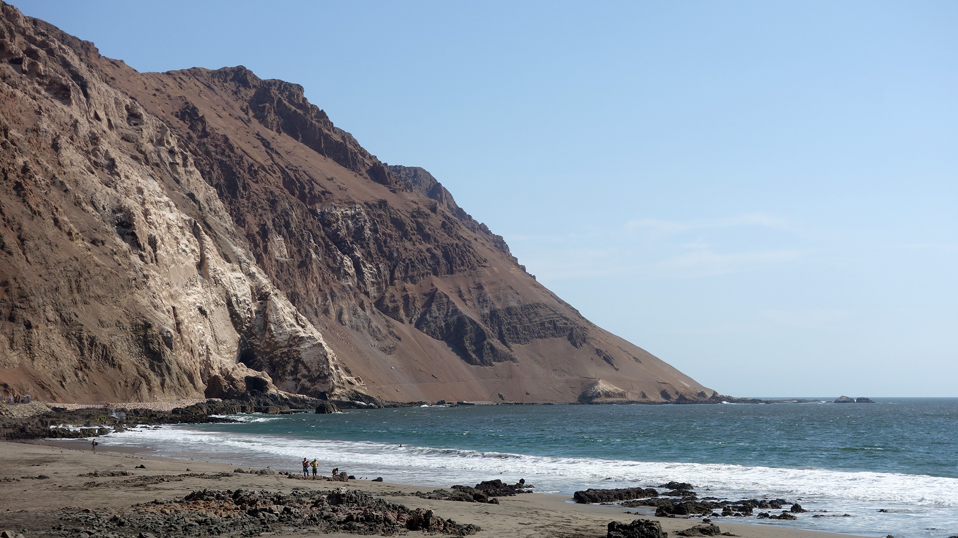 Arica, le grand nord Chilien